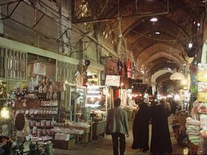 Iran - Kerman - bazaar