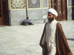 Iran - Qum - mullah