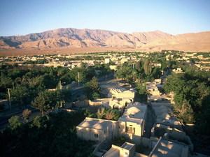 Iran - woestijndorp