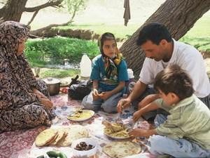 Iran - Teheran - picknick