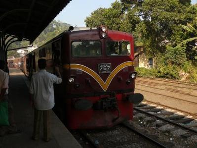 Sri lanka trein vervoersmiddel Djoser