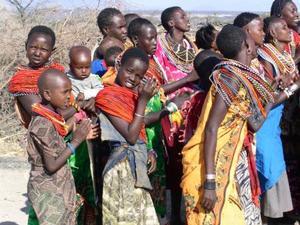 Masai Mara – Masaivrouwen