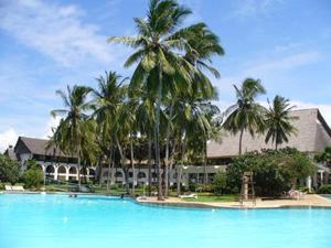 Nyali Beach – Zwembad
