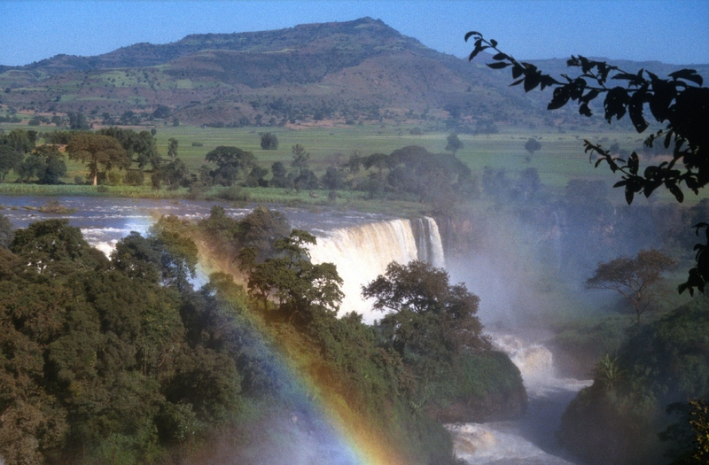 Bahir Dar - Watervallen Blauwe Nijl