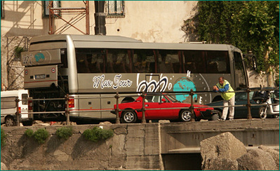Busvervoer Italie Djoser