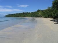 Strand Maleisch Borneo Djoser