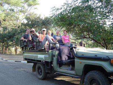 Zuid-Afrika excursie Djoser