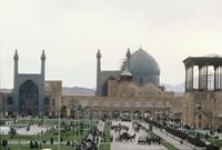 Iran Isfahan Vrijdag moskee