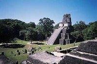 Tikal, Guatemala Mexico. rondreis Djoser