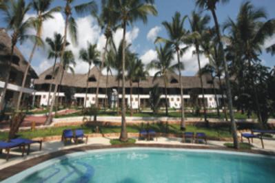 Kenia Tanzania Zanzibar hotel overnachting zwembad accommodatie Djoser