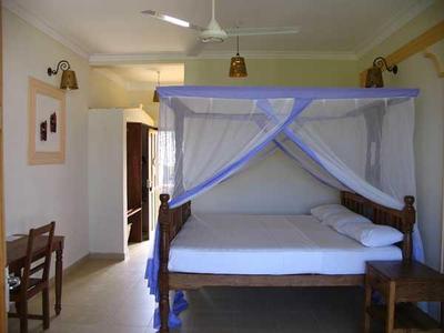 Kenia Tanzania Zanzibar hotel overnachting accommodatie Djoser