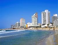 Tel Aviv Middellandse Zee Israel Djoser