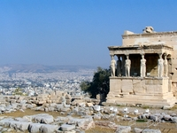Griekenland Archeologisch museum Omoniaplein Djoser