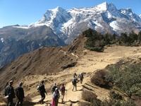 Trekking Annapurna Nepal Djoser