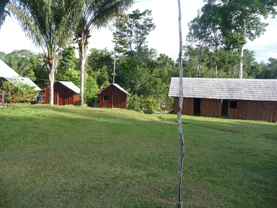 Suriname accommodatie overnachting Djoser