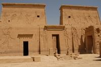 Tempel Aswan Egypte Djoser