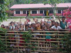Flores School Ngada