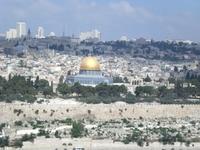 Jeruzalem Gouden Koepel Israel Djoser