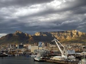 Kaapstad - tafelberg en V&A waterfront