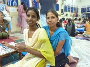Indiase handwerken