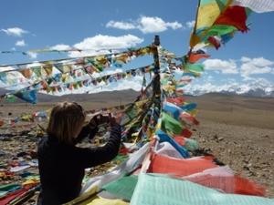 Tibetaanse vlaggen