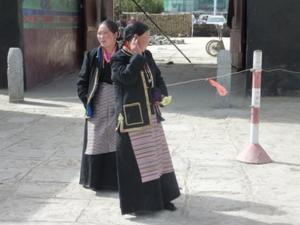 Tibetaanse vrouwen