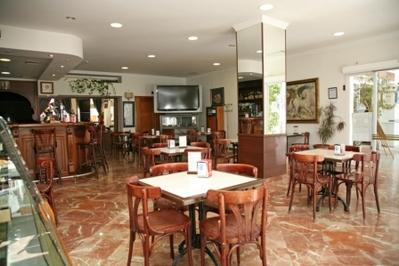 Spanje hotel accommodatie lobby Djoser