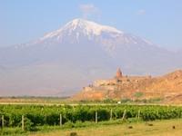 Khor Virap, armenie, klooster, djoser