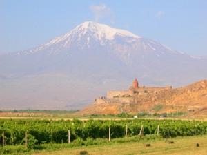 Khor Virap, Ararat