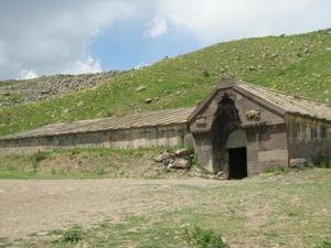 Selim Karavanserai uit de 14de eeuw