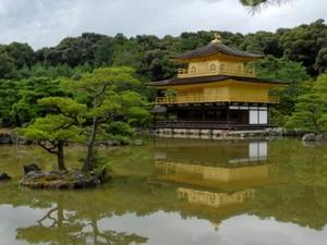 Kyoto, gouden tempel