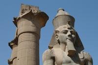 Egypte Het nieuwe rijk Luxor Djoser