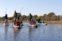 Okavango delta Botswana Djoser