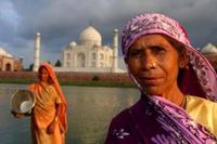 Tah Mahal Agra India Djoser