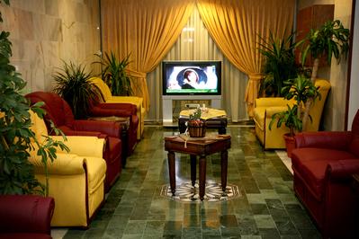 Israel Jordanie Hotel Lobby Djoser
