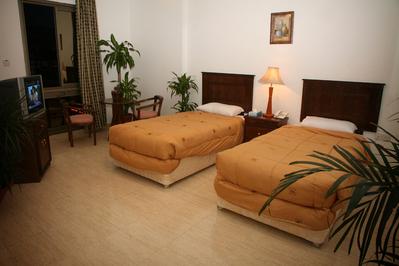 Jordanie Djoser accommodatie hotel