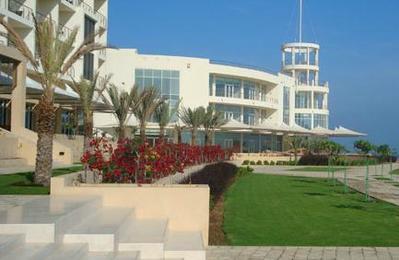 Oman en Dubai accommodatie Djoser