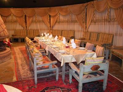 Iran hotel restaurant Djoser