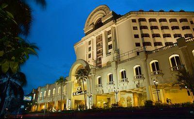 Hotel Jakarta Indonesië Djoser