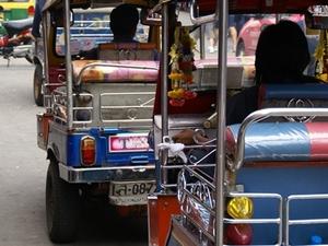 Veel landen hebben hun eigen, bijzondere lokale vervoer