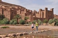 Aït Benhaddou Marokko Djoser