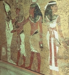 Faraos Muurtekeningen Egypte Junior Djoser