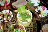 Eten jordanie gerechten klein (nieuwsbrief)