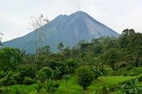 Arenal Vulkaan Costa Rica Djoser