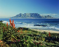 Tafelberg Zuid-Afrika Djoser