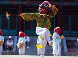 De Koreanen leven voor hun feesten en festivals