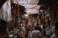 junior Marokko Souk Marrakech Djoser