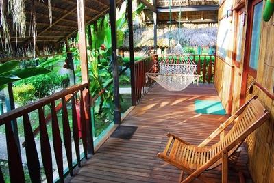 Ecuador Galapagos overnachting accommodatie Djoser