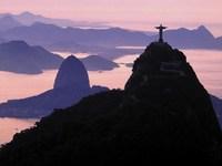 Christus beeld Rio de Janeiro Brazilie Djoser