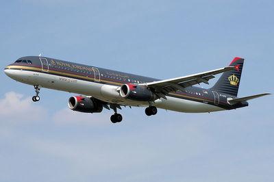 Air Jordanian luchtvaartmaatschappij Djoser